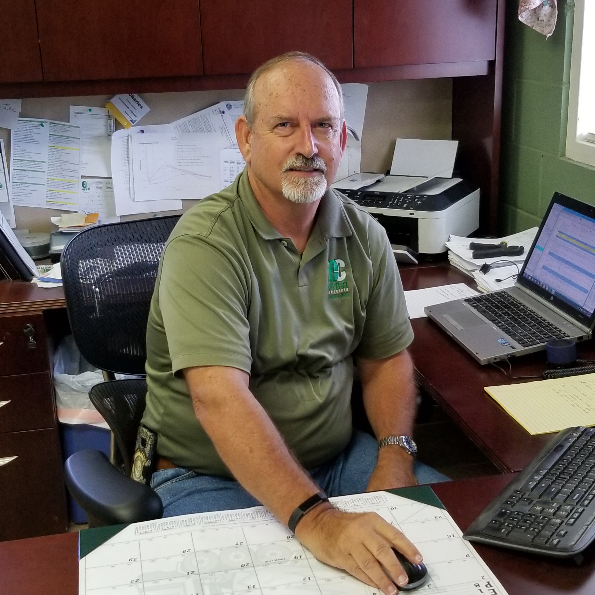 Kennesaw Picture Charles Lambert Director of Technical Services