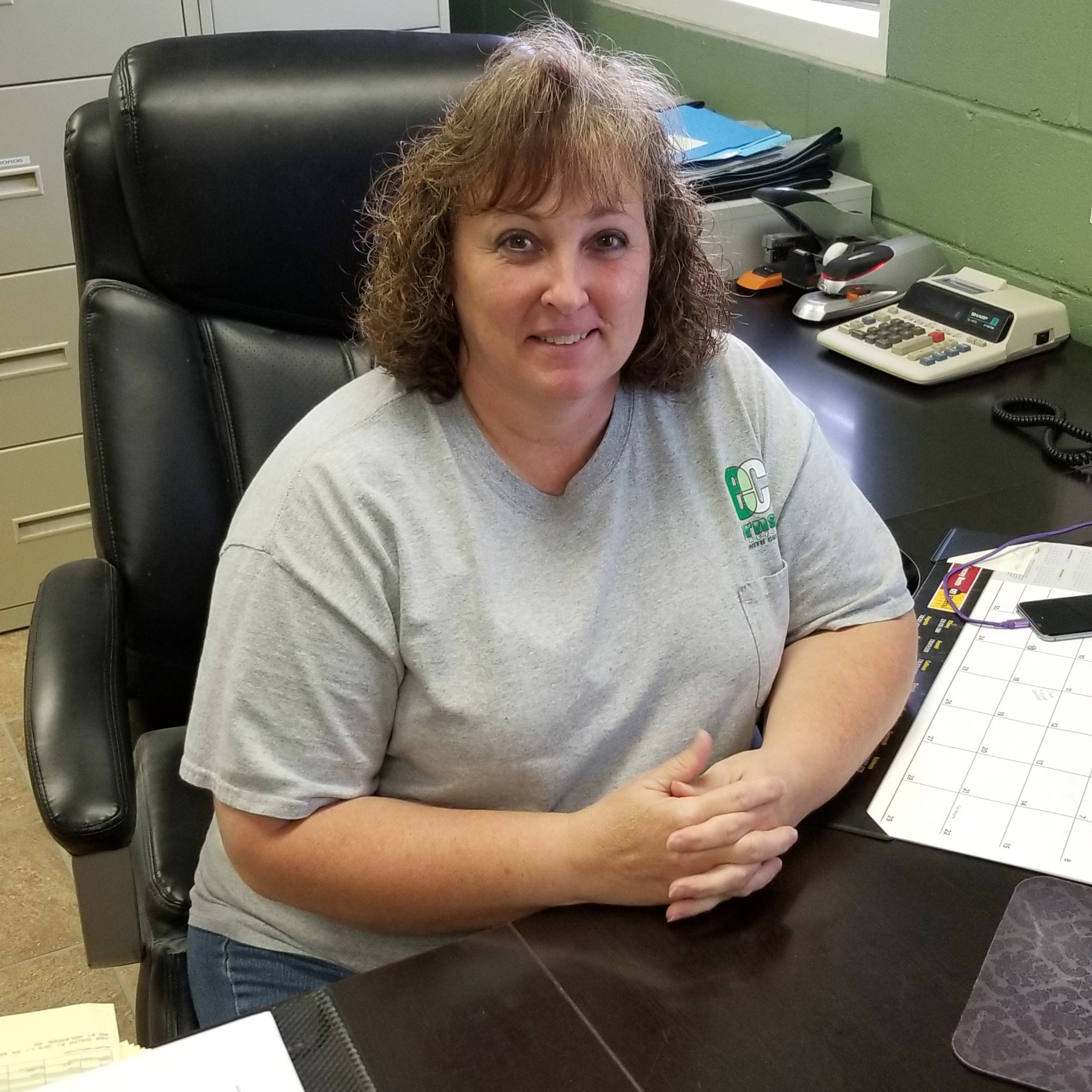 Kennesaw Picture Wanda Mooney Office Manager