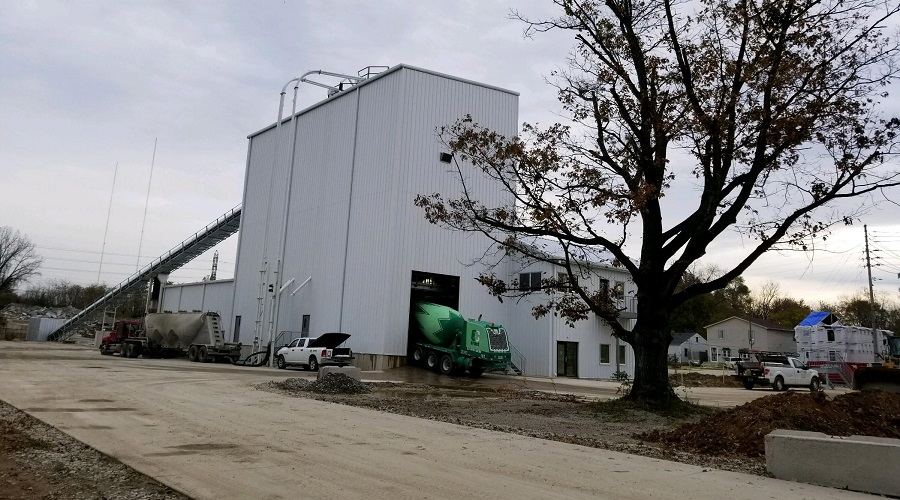 New DT Plant side